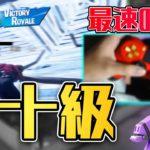 【フォートナイト】パッド最速の手元を初公開!!ソロ20キル超えビクロイ!!【Fortnite】