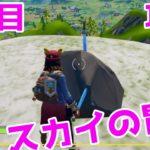 【フォートナイト】スカイの冒険チャレンジ(2週目)攻略と雑談 / エクスカリバーを抜こう!【Fortnite】