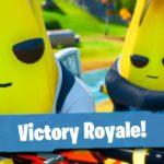 【フォートナイト】バナナスキンでビクロイ目指したら奇跡が起きる!【FORTNITE】