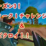 【フォートナイト】シーズン3ウィーク1チャレンジ1攻略!!天翔十字鳳炸裂(笑)!