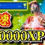 【爆速レベル上げ】パンチカード攻略で150000XPを効率良くゲットする方法「フォートナイト」「シーズン5」