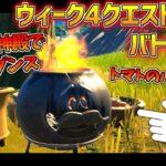 【フォートナイト】ウィーク4クエストを全攻略!!//トマトのバスケット/トマトの神殿で着火しダンス チャプター2 シーズン5 バトルパス