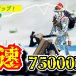 【爆速】一瞬で75000XP!期間限定でできる光速レアクエスト攻略 小技!「フォートナイト」「ツルハシフレンジー」