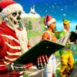 戦場のメリークリスマス*共に歌う*【フォートナイト】