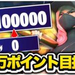 """""""100000""""ポイントが見たくなった【フォートナイト/Fortnite】"""