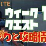 [Fortnite フォートナイト]トレの攻略動画  シーズン5 ウィーク13 クエスト リーク情報