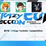 CR CUP優勝しました!!【フォートナイト/Fortnite】