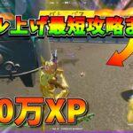 【簡単】フォートナイト レベル上げ総集編!!500万経験値XPの最速攻略法をまとめてみた【シーズン6 フォトナ fortnite】