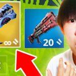 なにこの武器…【フォートナイト / Fortnite】