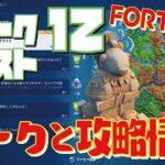 [Fortnite フォートナイト]トレの攻略動画 シーズン6 ウィーク12 クエスト リークと攻略情報