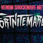 Fortnite Solo Venom Shockwave Method フォートナイト ソロプレイ!「ヴィノム」が最強すぎる