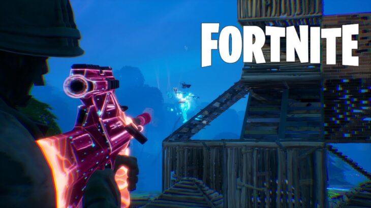 Let's Play Fortnite C2S7 デュオで13キルビクロイ(^^)/#49フォートナイト エンジョイプレイ EpicGames KidsGamePlay