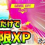 【最新フォートナイトレベル上げ】チート級の無限XPが発見されていた!やり方を紹介!【 Fortnite バグ  シーズン8 ギフト企画】